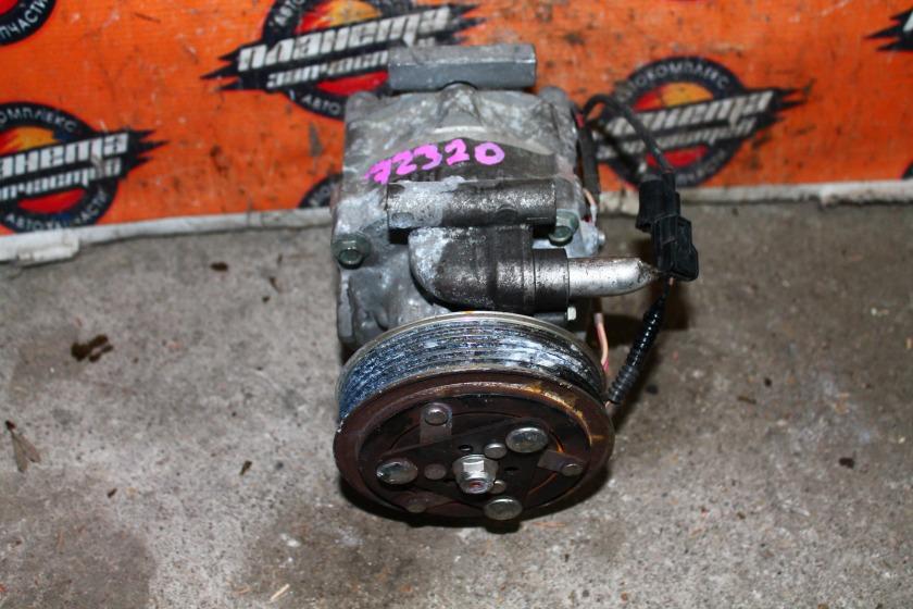 Компрессор кондиционера Honda Fit GK3 L13B (б/у)