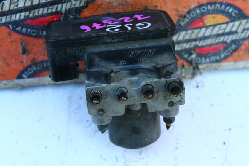 Блок abs Honda Airwave GJ2 L15A (б/у)