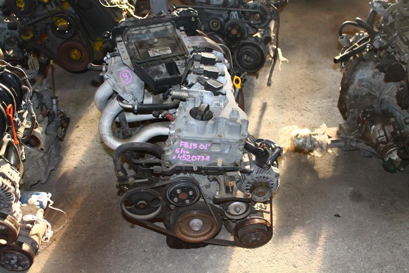 Двс Nissan Sunny FB15 QG15 (б/у)