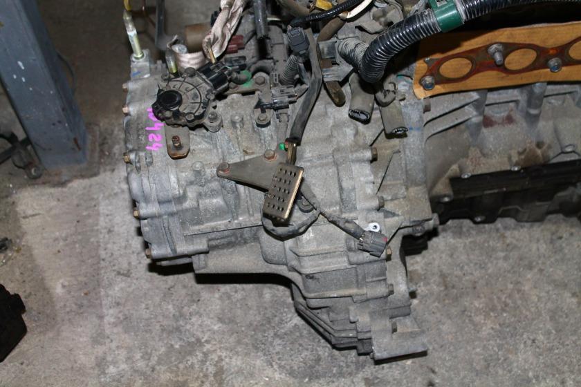 Акпп Honda Fit Aria GD6 L13A (б/у)