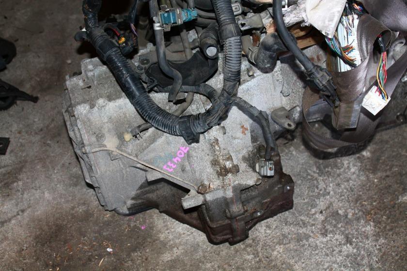 Акпп Toyota Ist NCP61 1NZFE (б/у)