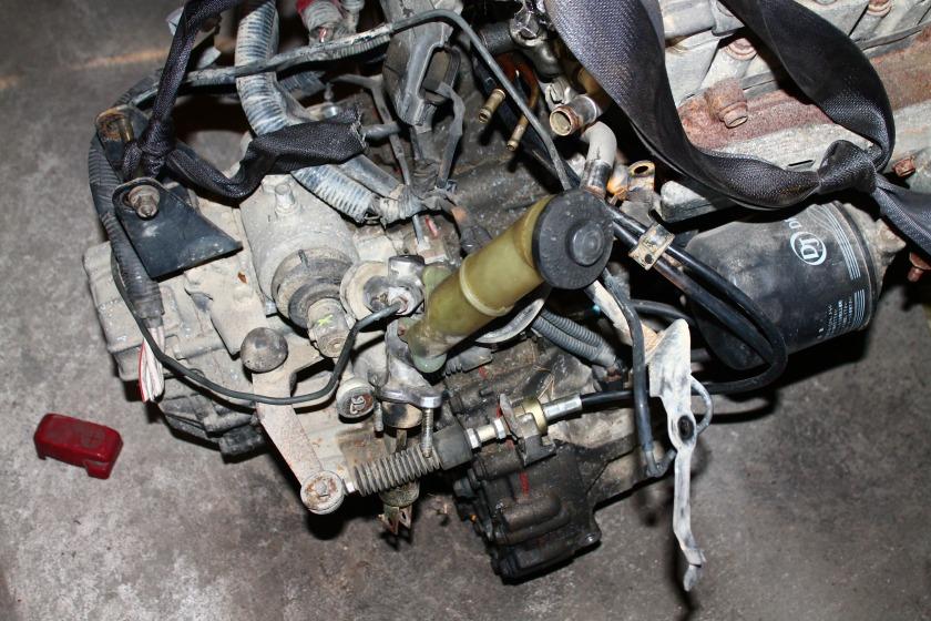 Мкпп Toyota Caldina CT196 2C (б/у)