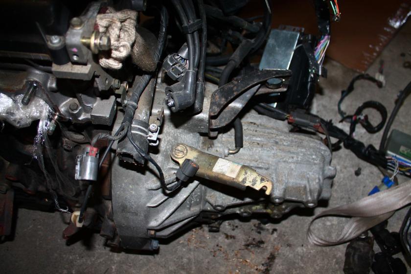 Мкпп Nissan Sunny FNB14 GA15 (б/у)