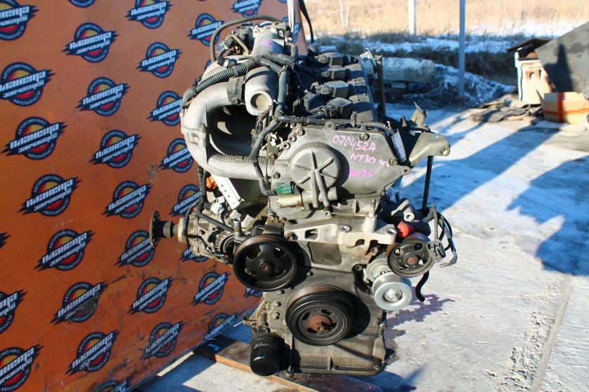 Двс Nissan X-Trail NT30 QR20DE (б/у)