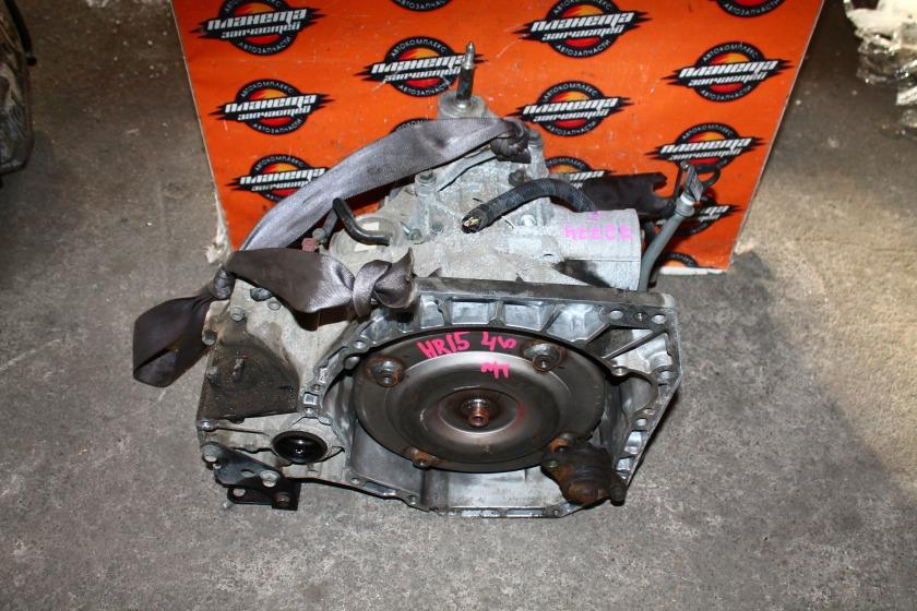 Акпп Nissan Tiida C11 HR15DE (б/у)