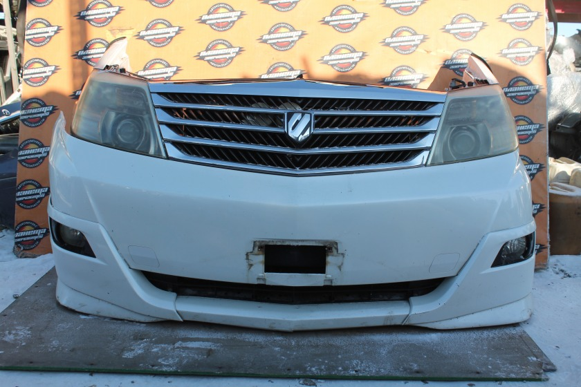 Ноускат Toyota Alphard ANH10 2AZ (б/у)