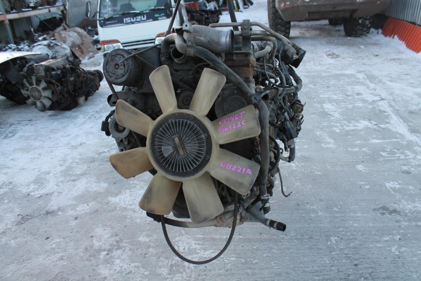 Двс Nissan Diesel MK120ES FD46T (б/у)