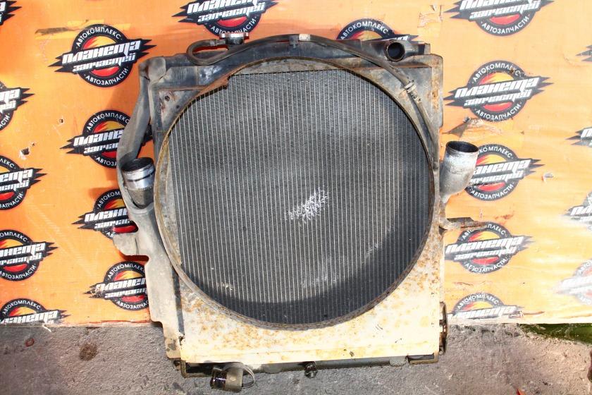 Радиатор основной Nissan Diesel MK120ES FD46T (б/у)