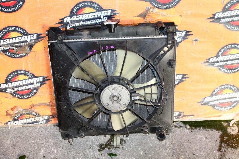 Радиатор основной Suzuki Jimny JB23W K6A (б/у)