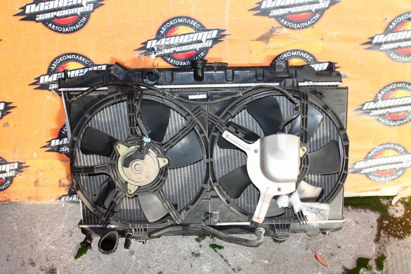 Радиатор основной Nissan Primera WTP12 QR20 (б/у)