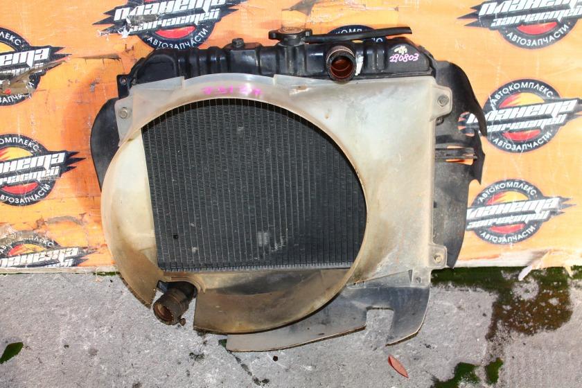 Радиатор основной Mazda Bongo SE58T (б/у)