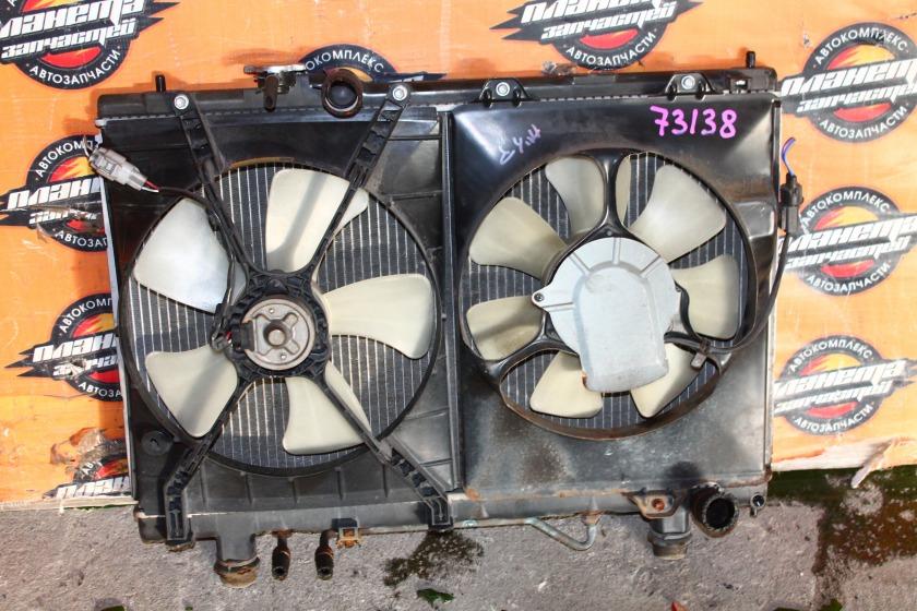 Радиатор основной Toyota Gaia ACM10 1AZ (б/у)