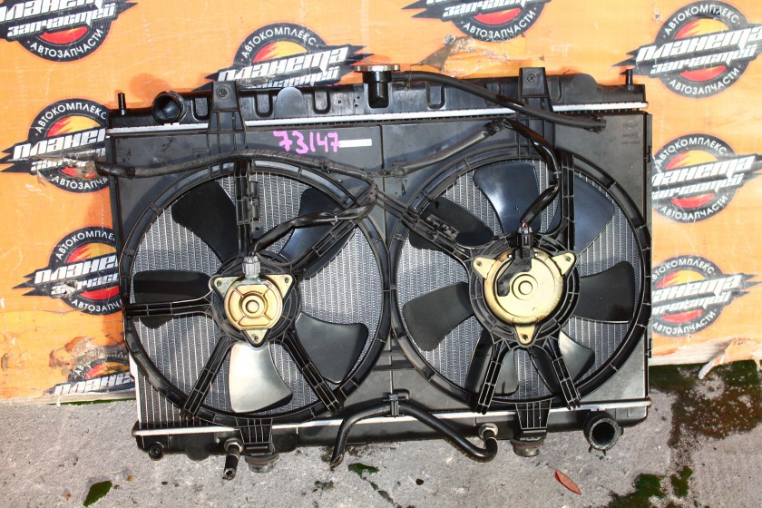 Радиатор основной Nissan Cefiro A33 VQ20 (б/у)