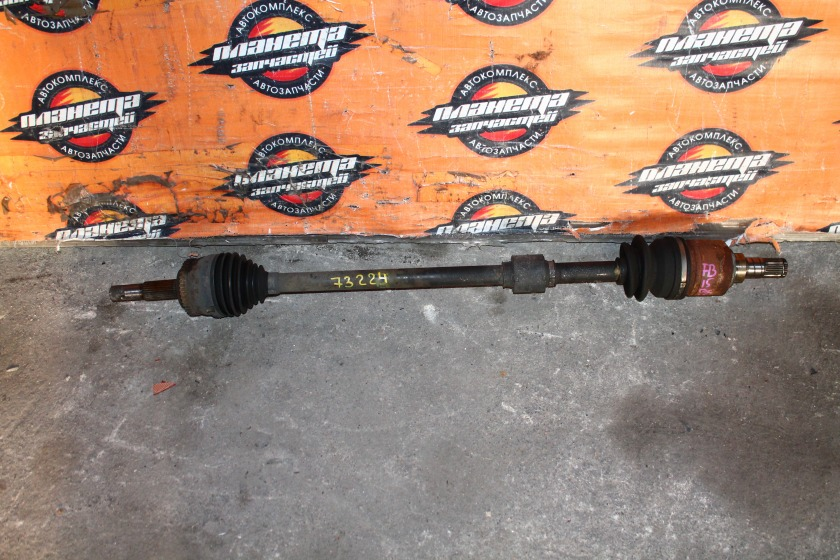 Привод Nissan Sunny FB15 QG15 передний правый (б/у)