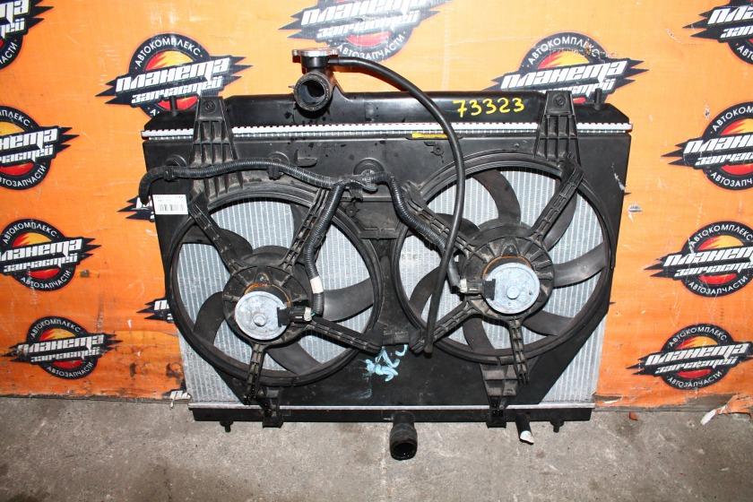 Радиатор основной Nissan Serena C25 MR20 (б/у)