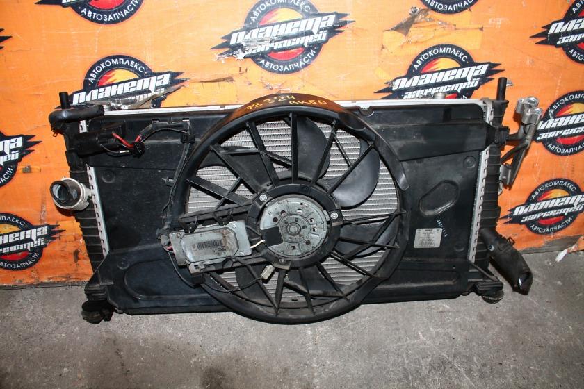 Радиатор основной Mazda Axela BK5P ZY (б/у)