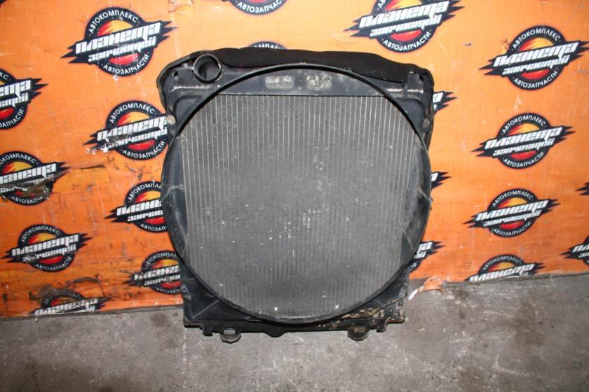Радиатор основной Mitsubishi Canter FG52EB 4M51 (б/у)