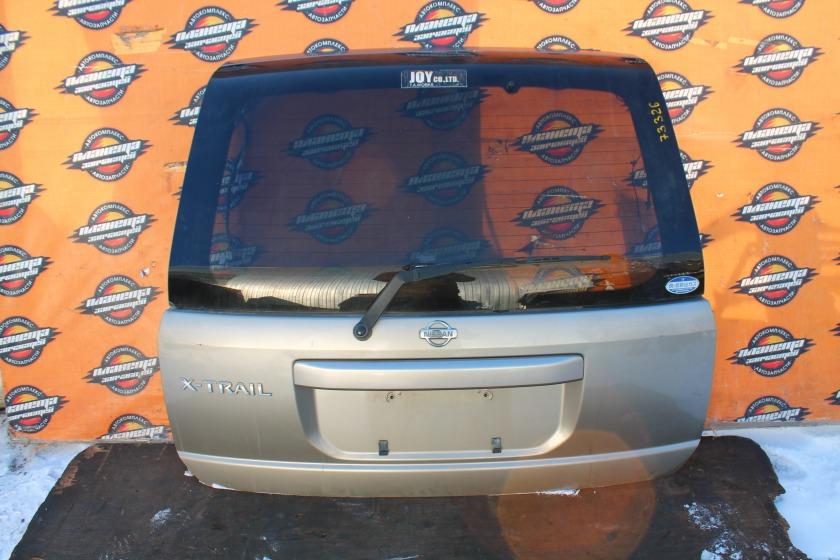 Дверь 5-я Nissan X-Trail NT30 задняя (б/у)
