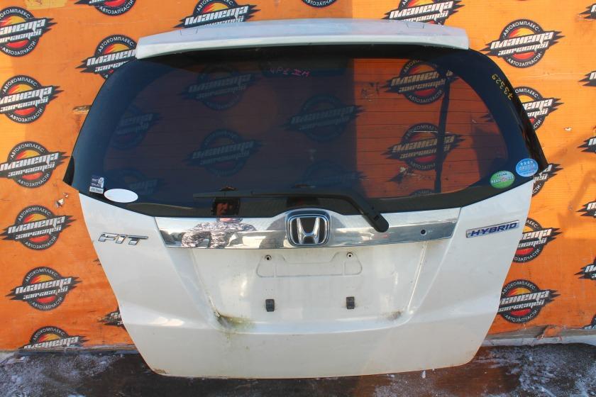 Дверь 5-я Honda Fit GP1 задняя (б/у)