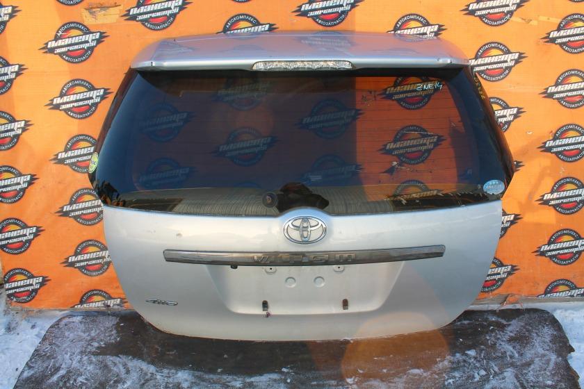 Дверь 5-я Toyota Wish ZNE14 задняя (б/у)