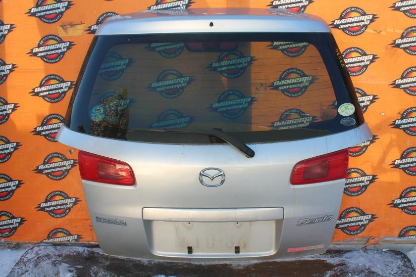 Дверь 5-я Mazda Demio DY3W задняя (б/у)