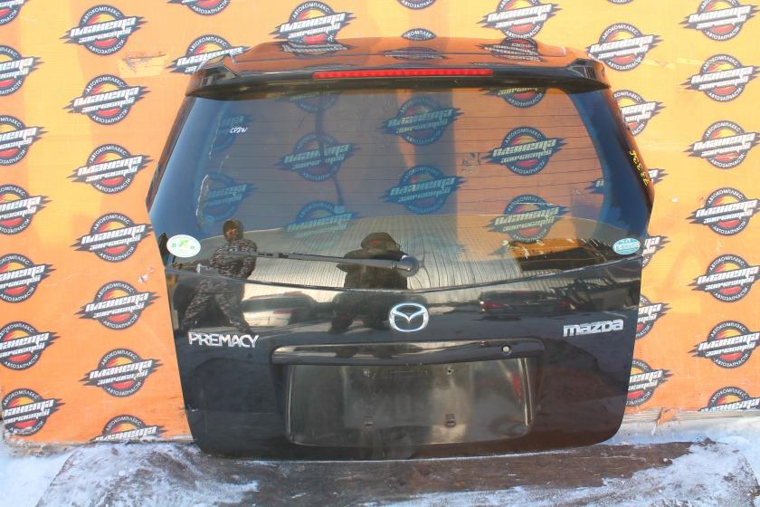 Дверь 5-я Mazda Premacy CP8W задняя (б/у)