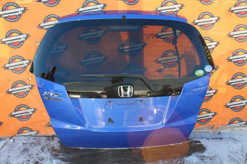 Дверь 5-я Honda Fit GE6 задняя (б/у)