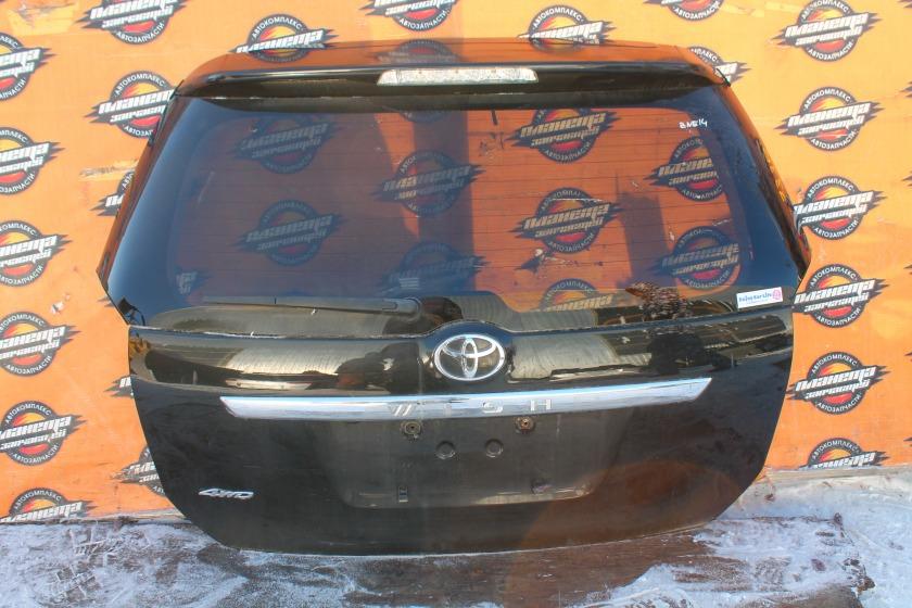 Дверь 5-я Toyota Wish ZNE10 задняя (б/у)