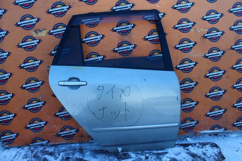 Дверь Toyota Corolla Spacio NZE121 задняя правая (б/у)