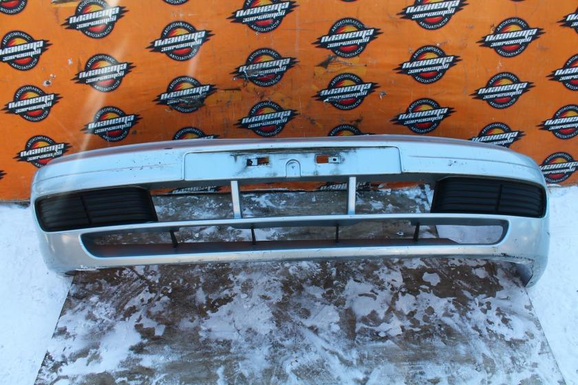 Бампер Nissan Pulsar FN15 передний (б/у)
