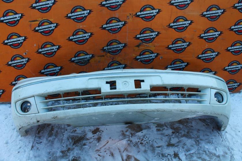 Бампер Nissan Bluebird Sylphy QG10 передний (б/у)
