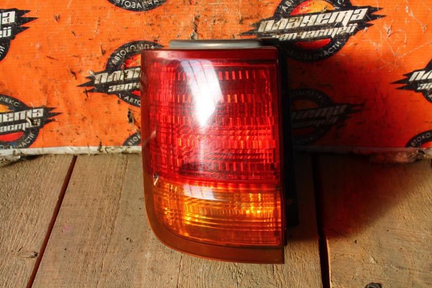 Стоп-сигнал Nissan Elgrand E50 задний левый (б/у)