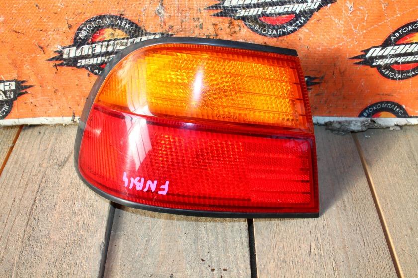 Стоп-сигнал Nissan Sunny FNB14 задний левый (б/у)