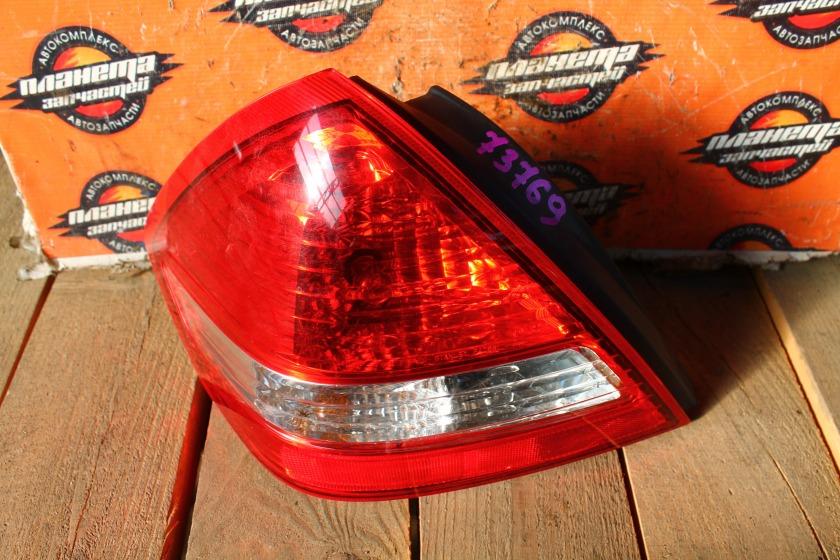Стоп-сигнал Nissan Tiida Latio C11 HR15DE задний левый (б/у)