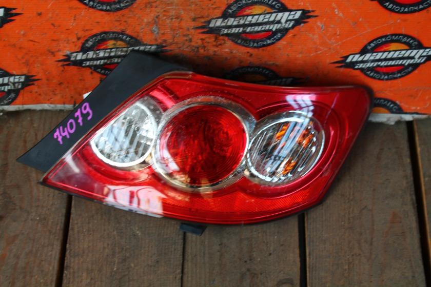Стоп-сигнал Toyota Mark X GRX120 4GR-FSE задний правый (б/у)