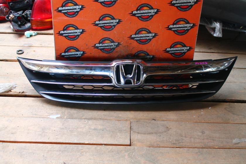 Решетка радиатора Honda Step Wagon RG1 передняя (б/у)
