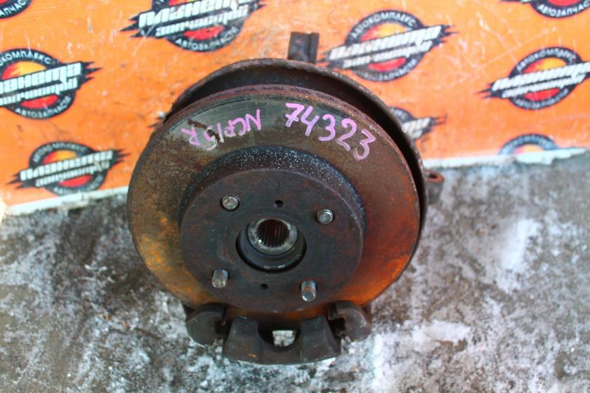 Ступица Toyota Vitz NCP15 2NZ передняя правая (б/у)