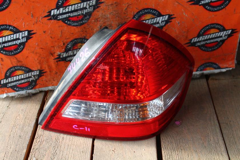 Стоп-сигнал Nissan Tiida Latio C11 HR15DE задний правый (б/у)