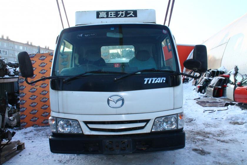 Кабина Mazda Titan WH6HH 4HG1 (б/у)