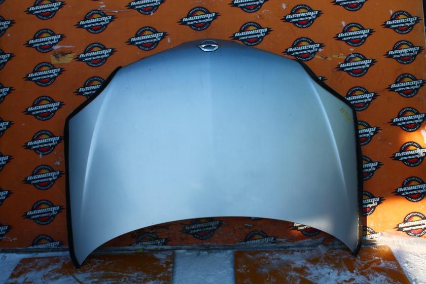 Капот Nissan Primera P12 (б/у)
