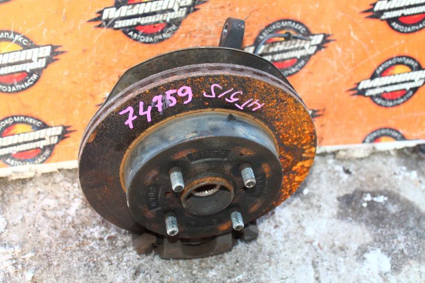 Ступица Suzuki Swift HT51S M13A передняя правая (б/у)