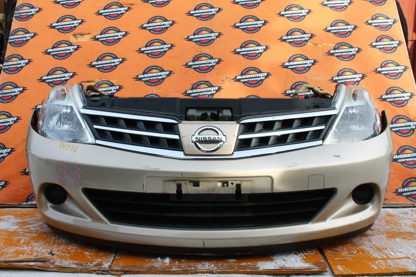 Ноускат Nissan Tiida Latio C11 HR15DE передний (б/у)