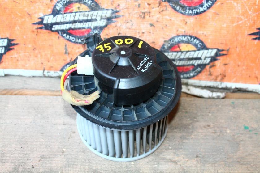 Мотор печки Nissan Tiida Latio C11 HR15DE (б/у)
