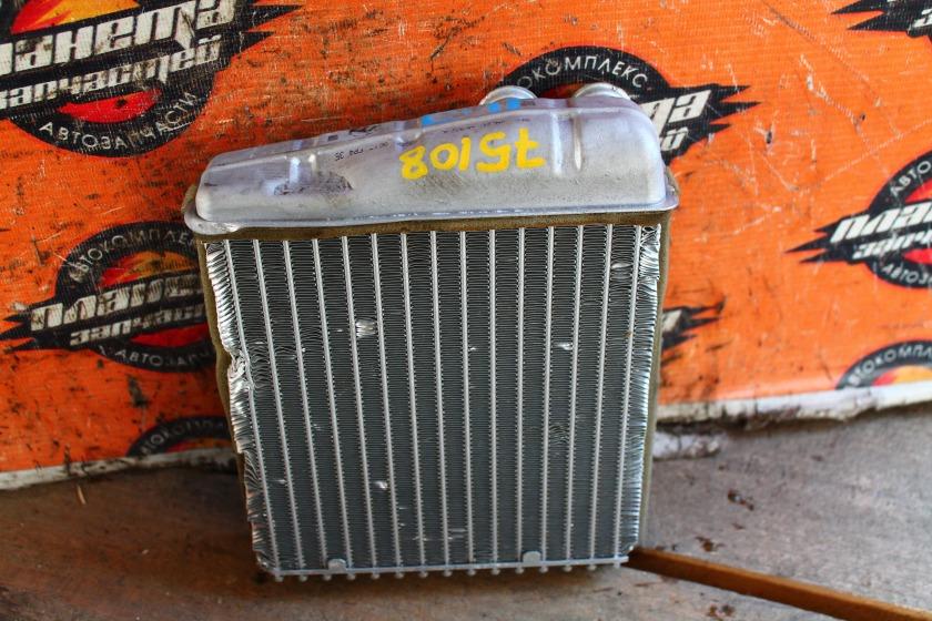 Радиатор печки Nissan Tiida C11 HR15DE (б/у)