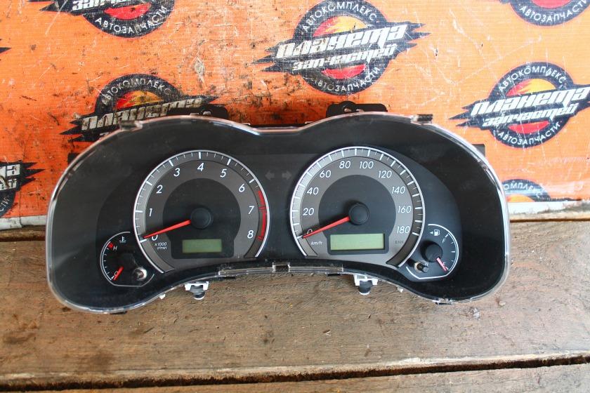 Панель приборов Toyota Corolla Axio NZE141 1NZ (б/у)
