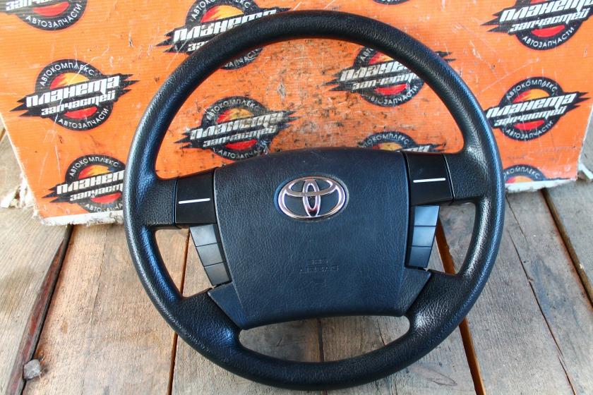 Руль с airbag Toyota Mark X GRX120 4GR-FSE (б/у)