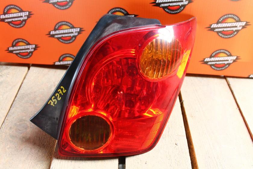 Стоп-сигнал Toyota Ist NCP60 2NZFE задний правый (б/у)