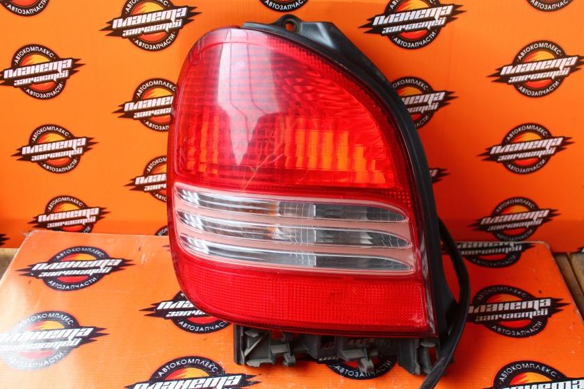 Стоп-сигнал Toyota Corolla Spacio AE111 задний левый (б/у)