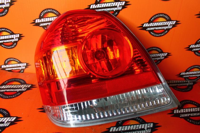 Стоп-сигнал Toyota Platz NCP16 задний левый (б/у)