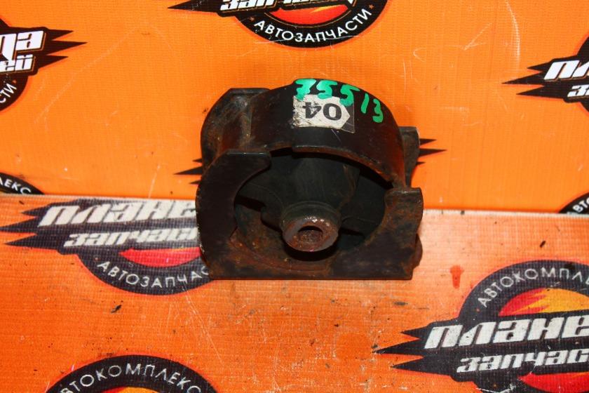Подушка двигателя Toyota Corolla NZE121 1NZFE передняя (б/у)